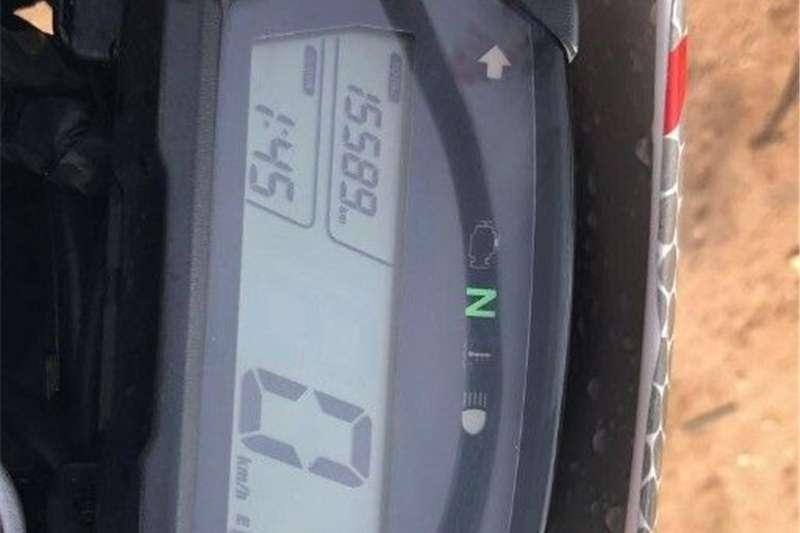 Honda CFR 2012