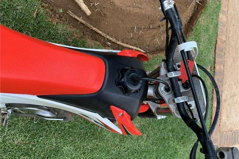 Honda CFR 2018
