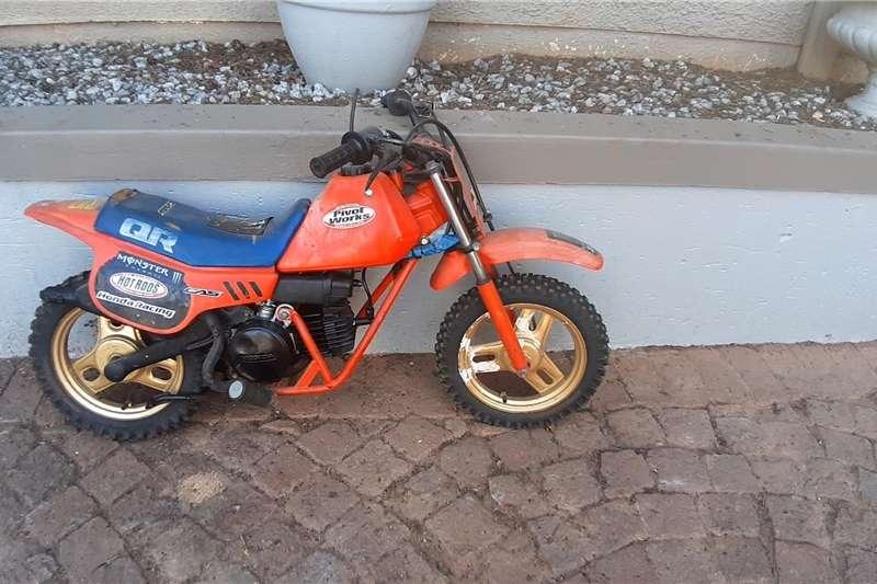 Used 1989 Honda CR