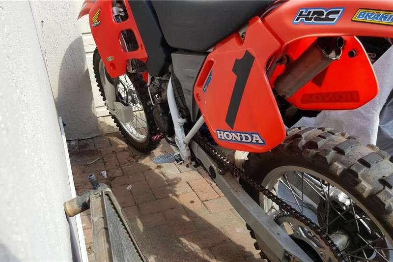 Used 1992 Honda CR