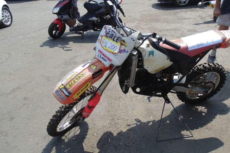 Honda CR 2005