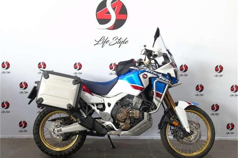 Honda CRF 1000 2019