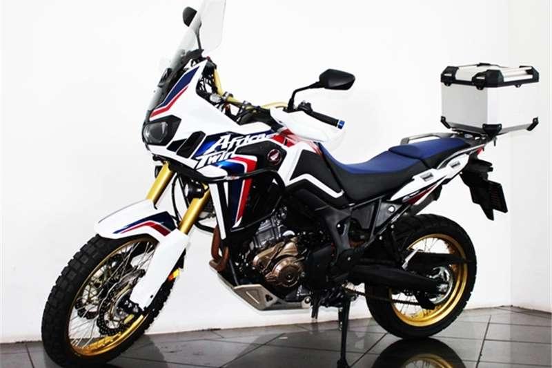 2019 Honda CRF