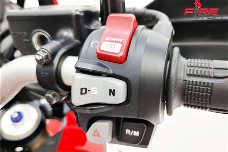 Honda CRF 1000AG DCT 2018