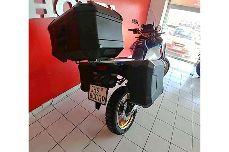 2020 Honda CRF