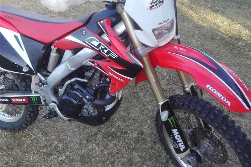 2007 Honda CRF