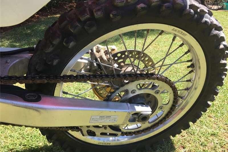Honda CRF 2008
