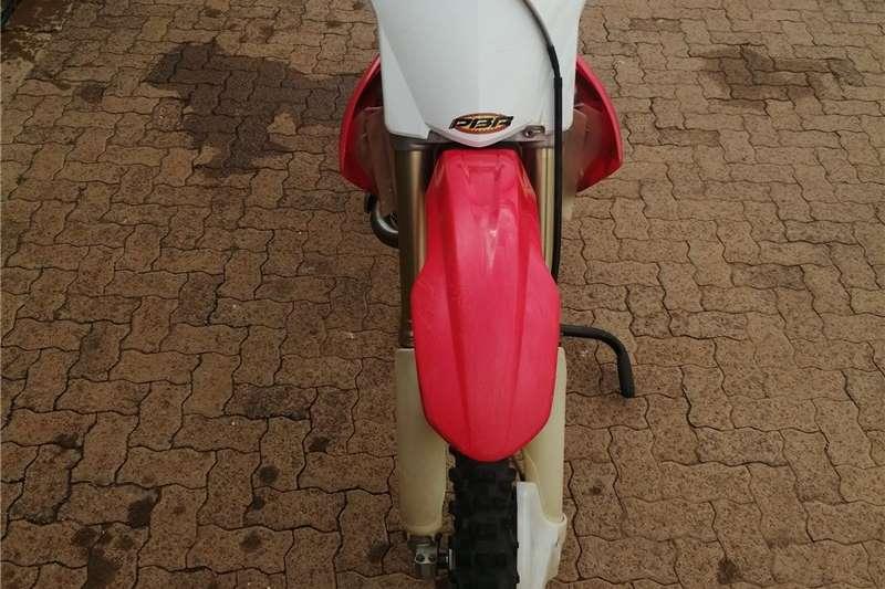 Used 2008 Honda CRF
