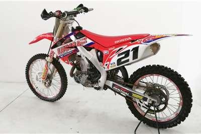 Honda CRF 2009