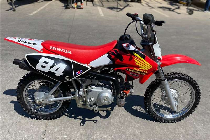 Used 2010 Honda CRF