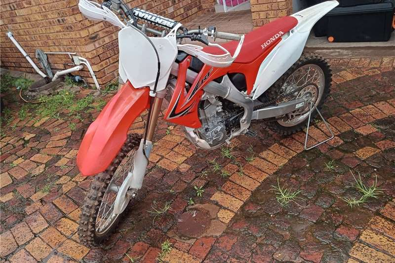 Honda CRF 2011