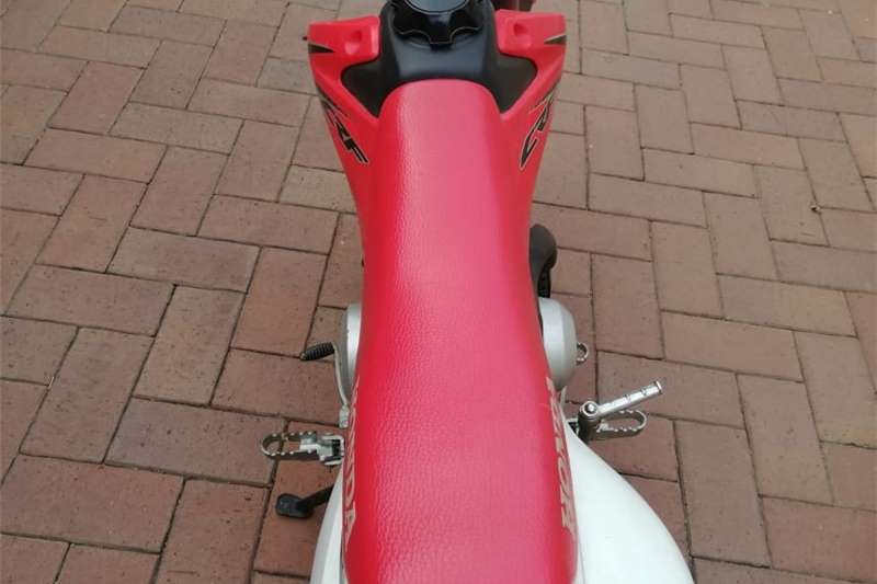 Used 2012 Honda CRF