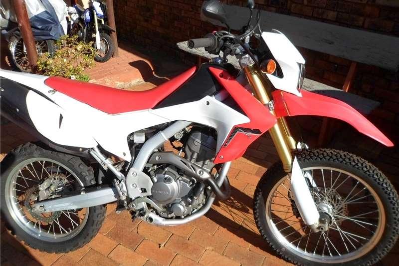 Honda CRF 2013