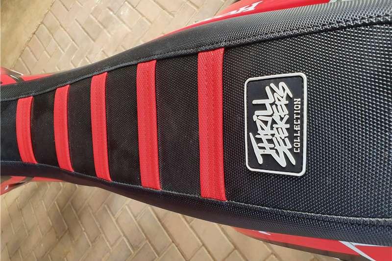 Used 2016 Honda CRF