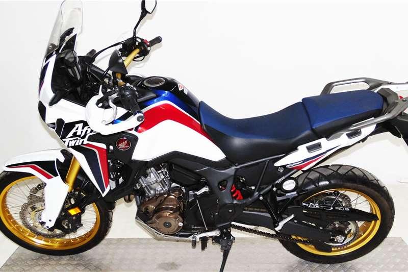 Honda CRF 2016
