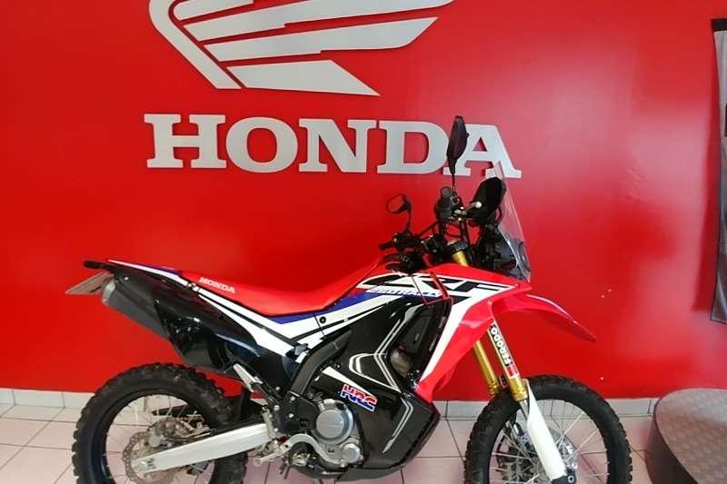 Honda CRF 2017
