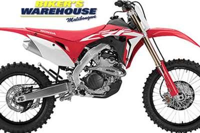 Used 2020 Honda CRF