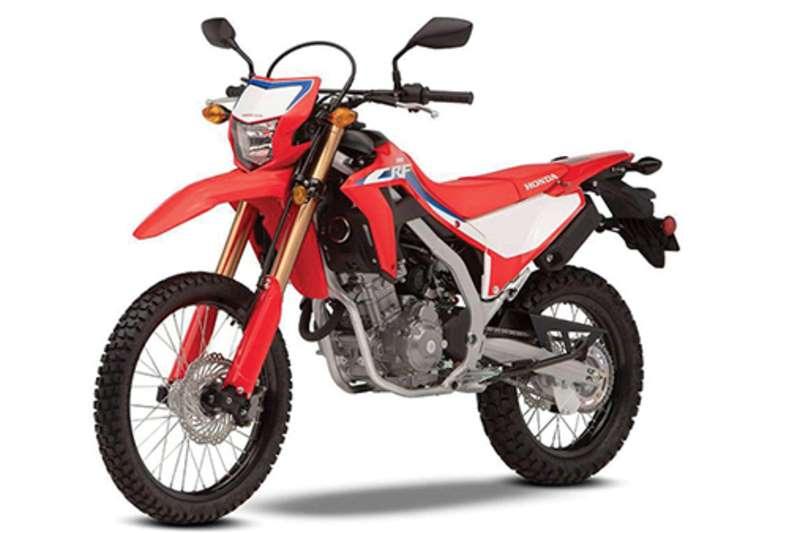 Used 2021 Honda CRF