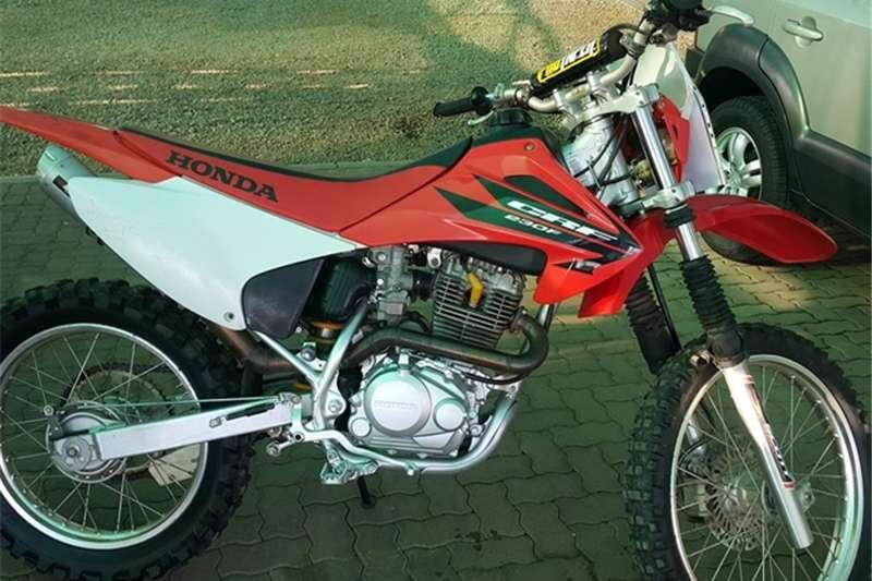 Honda CRF 230F 2006