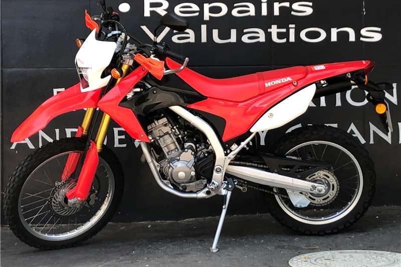 Used 2018 Honda CRF