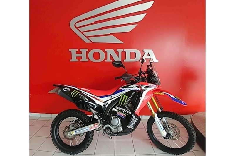 2017 Honda CRF