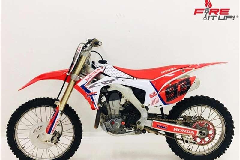 Honda CRF 450 R 2014