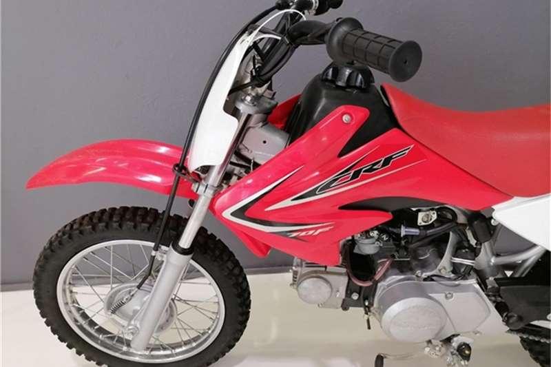 Honda CRF 70 2012