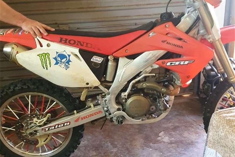 Honda CRF 0