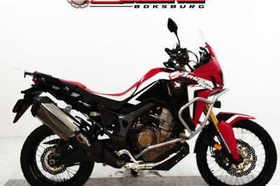 2016 Honda CRF