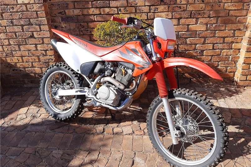 0 Honda CRF