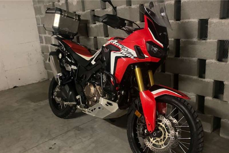 Used 2017 Honda CRF1100A