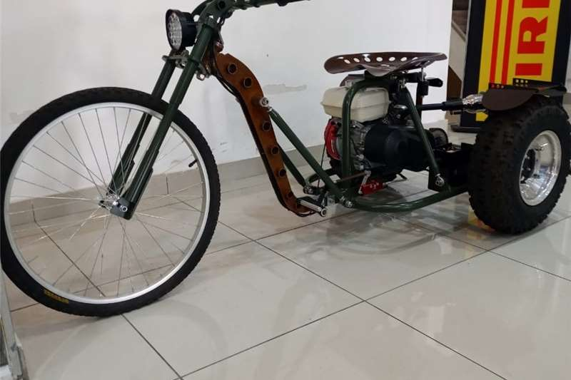 2018 Honda CRF1100D ES