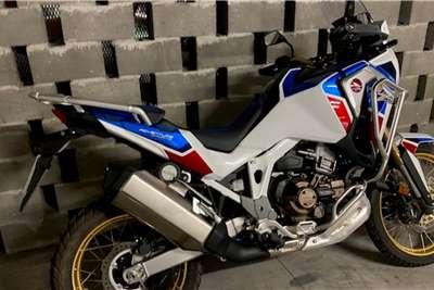 Demo 2021 Honda CRF1100D ES