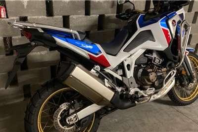 Used 2021 Honda CRF1100D ES