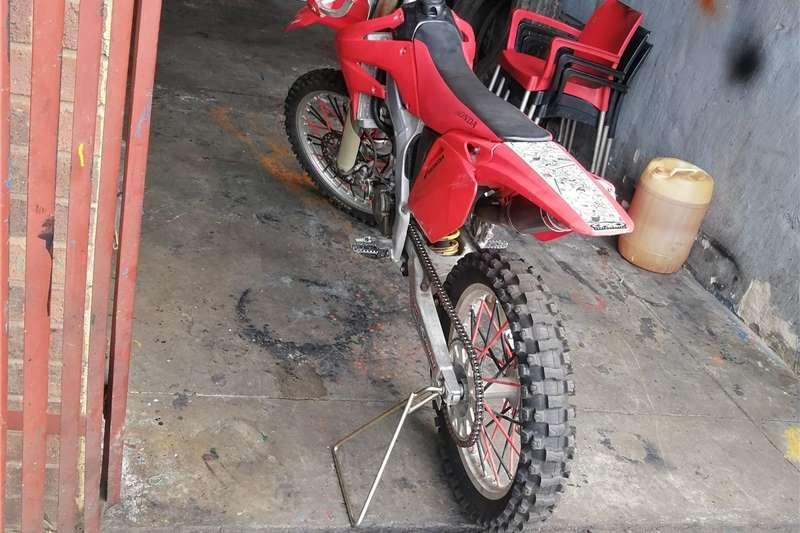 Used 2004 Honda CRF250RL