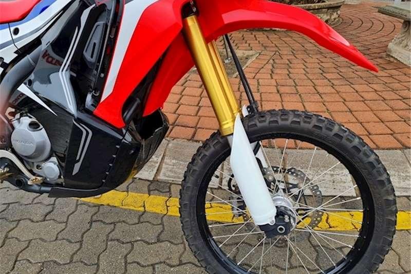 Used 2017 Honda CRF250RL