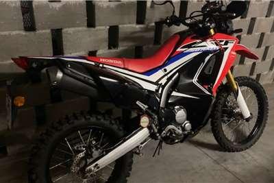 Used 2018 Honda CRF250RL