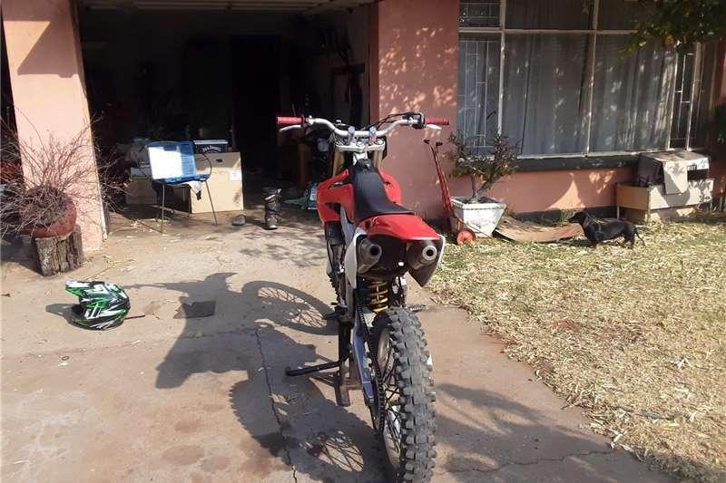 Used 0 Honda CRF250RL