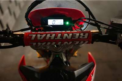 Used 2021 Honda CRF450L