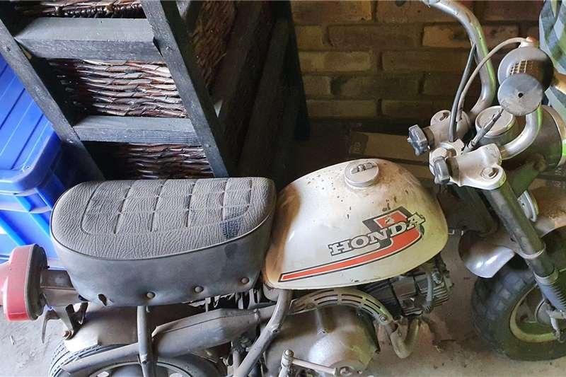 Honda CTX 1973