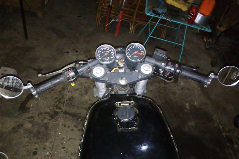 Used 0 Honda CX 500