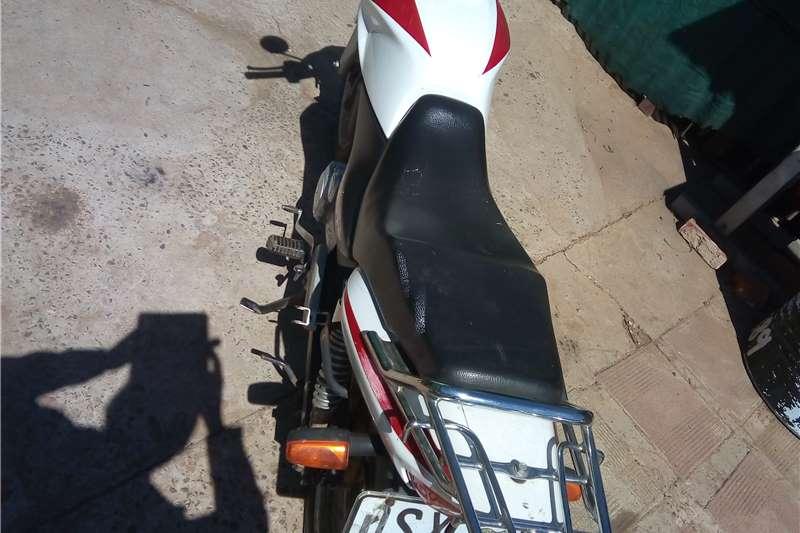 Honda E-Storm 2011