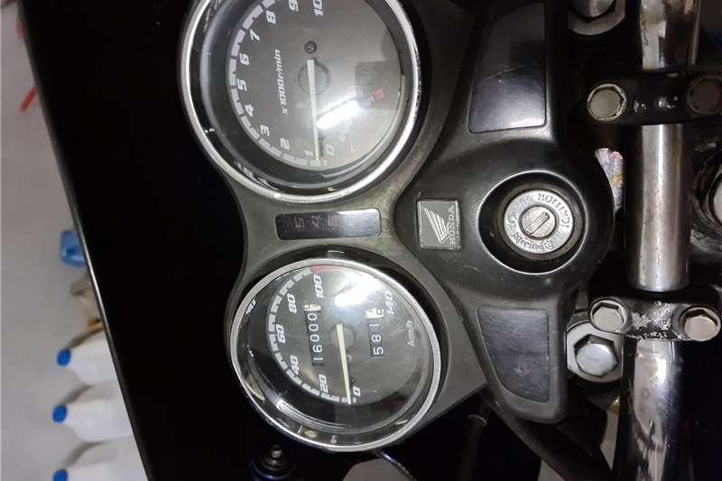 Honda E-Storm 2012