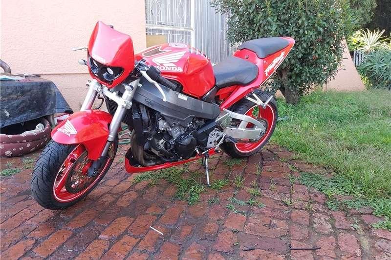 Honda Fireblade 2003