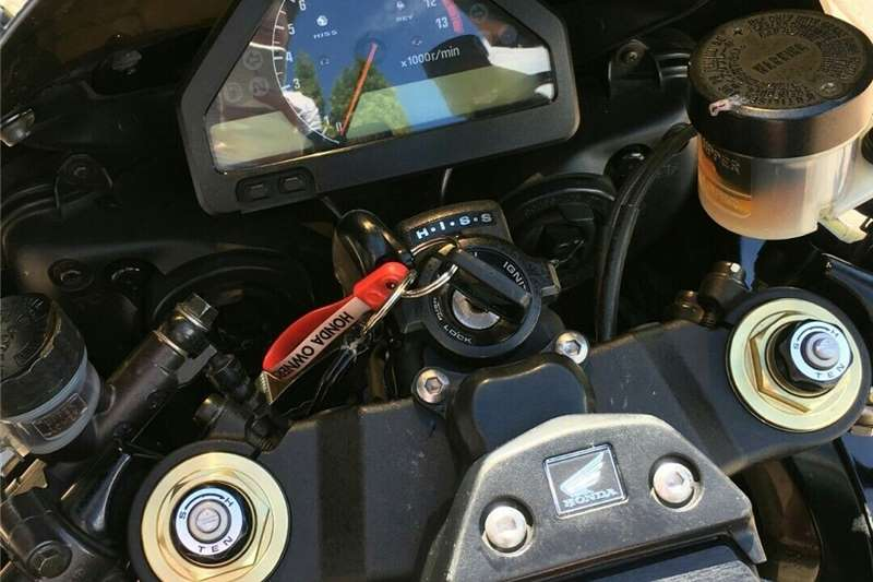 Honda Fireblade 2005