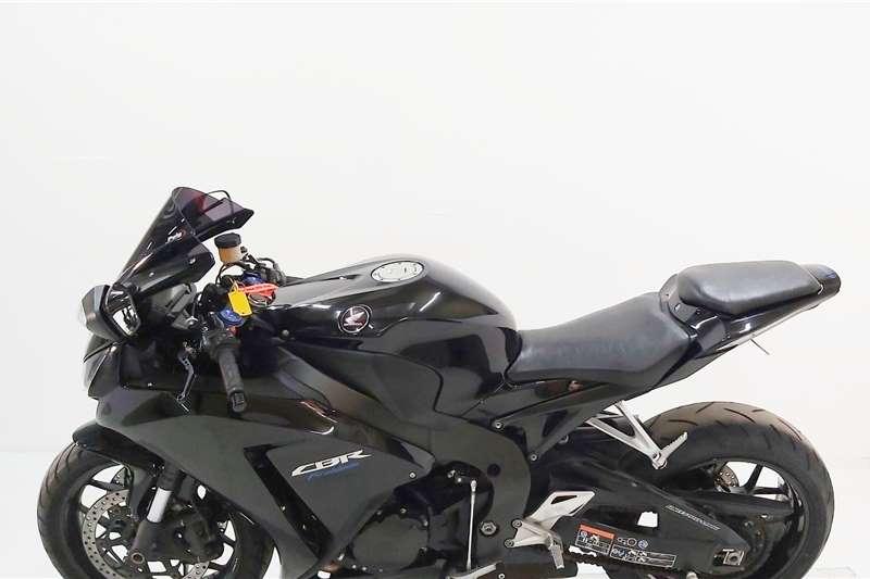 Honda Fireblade 2013