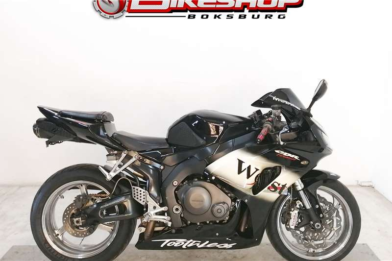 2007 Honda Fireblade