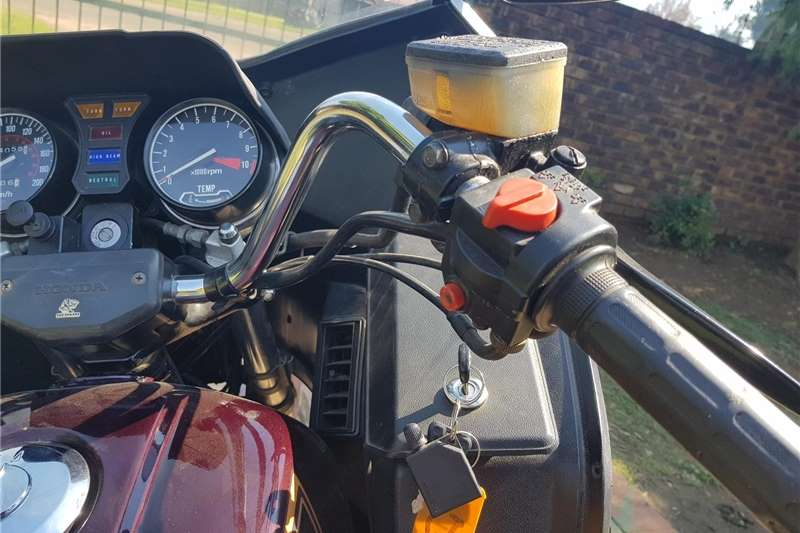 Honda GL 1982