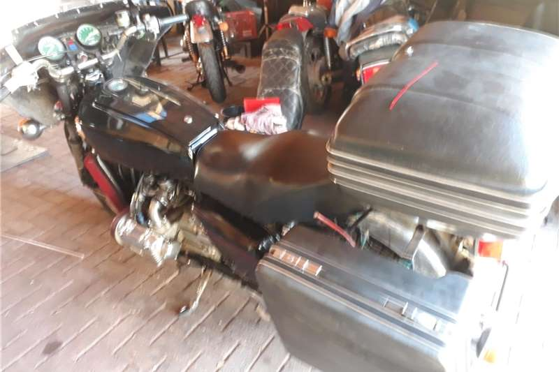Honda Goldwing 1977