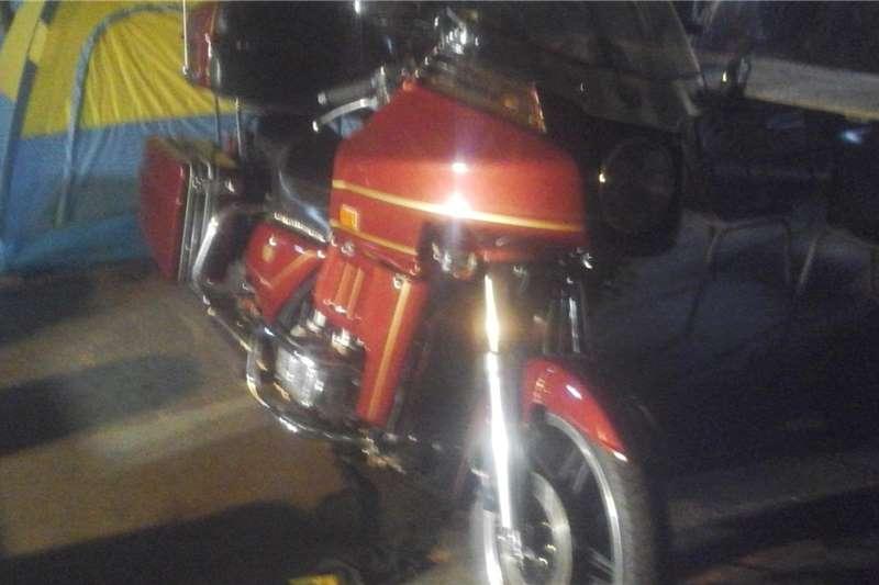 Honda Goldwing 1982